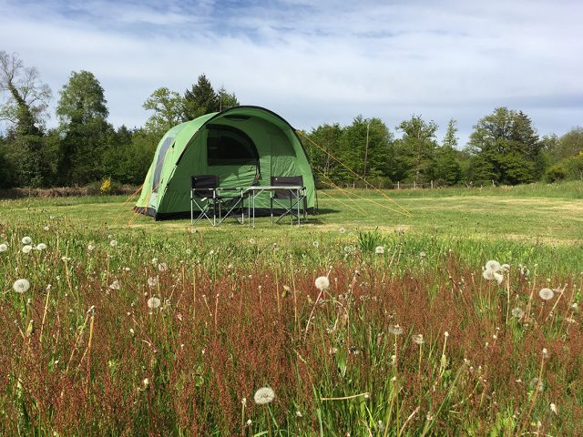 Le Ranch Camping Pitch