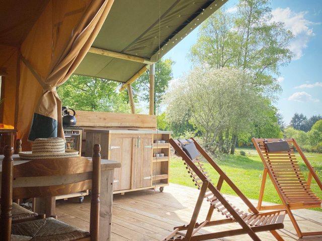 Safari Tent 1 Detail