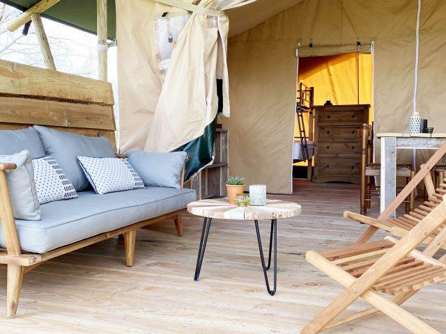 Safari Tent 1