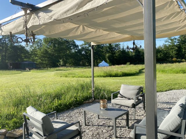 Le Ranch Camping Seating