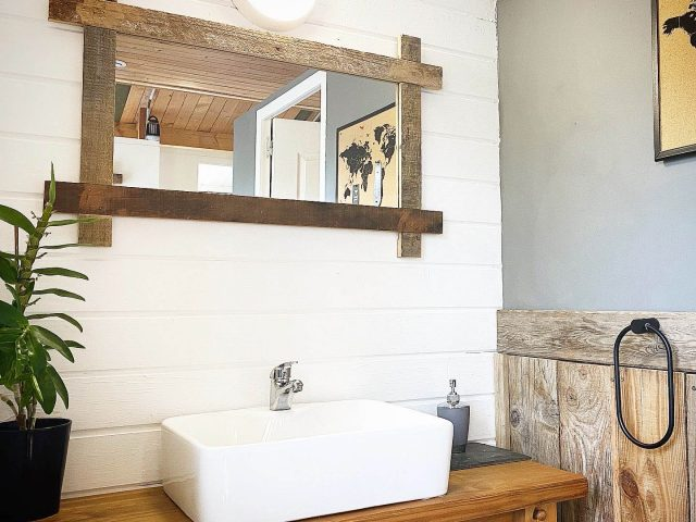 Le Ranch Camping Shower Block