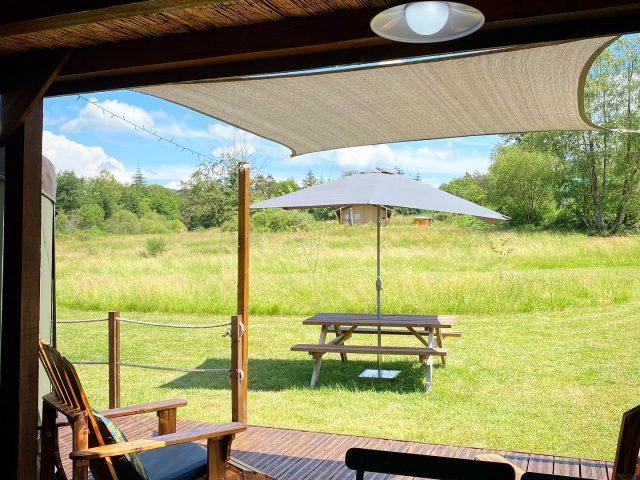Yurt View