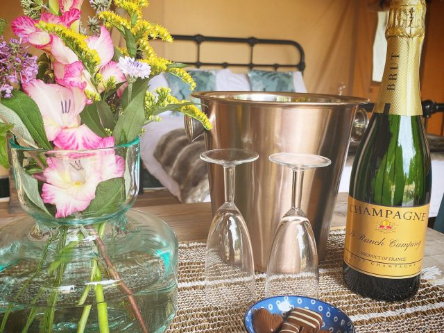 Champers Le Ranch Camping